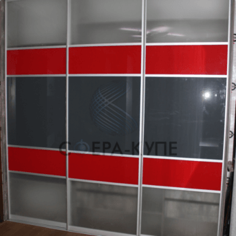 Шкаф купе по индивидуальному размеру в Москве. Мебельный салон Сфера купе