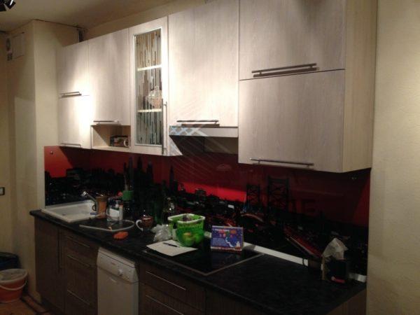 Кухня ARPA