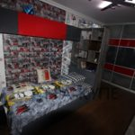 Детская комната на заказ в Москве