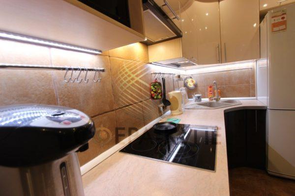 Диодные светильники для для освещения рабочей зоны кухни