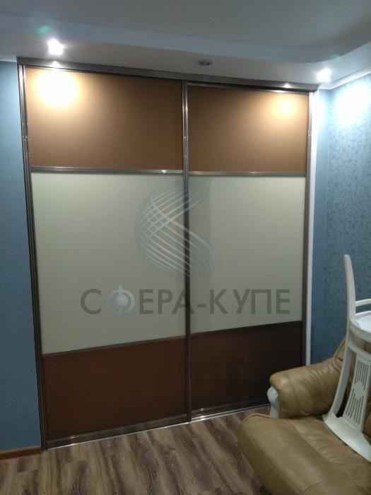 Раздвижные двери купе для гардеробной комнаты