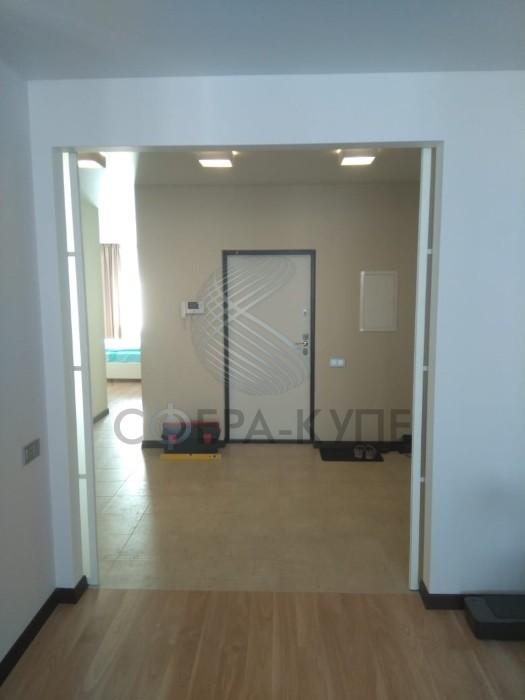 Подвесные перегородки (раздвижные двери)