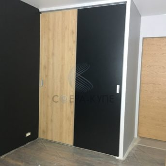 Раздвижные двери купе