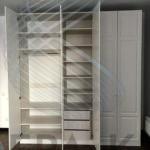 наполнение распашного шкафа