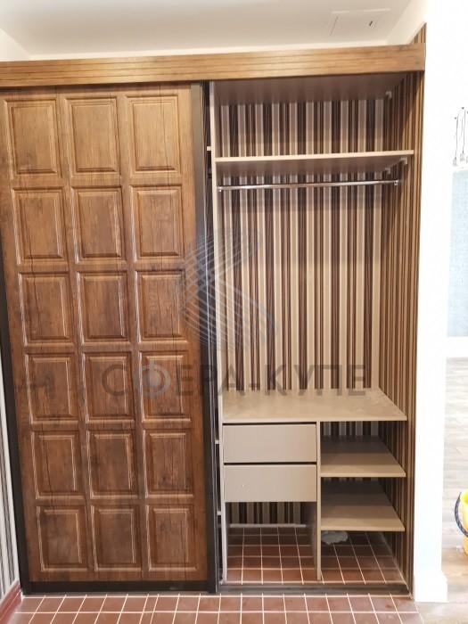 Встраиваемый шкаф купе