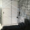Встроенный шкаф в профиле Nova